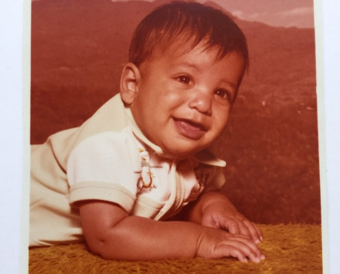 Unny as a baby